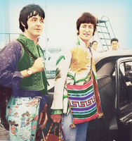 Colored John and Paul by theaschebloodprince