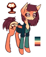 Custom- Palette #7- Twisted Rage by PeachyKat