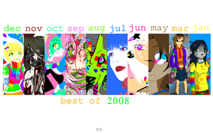 Best of 2008 by Exploding-Zombies