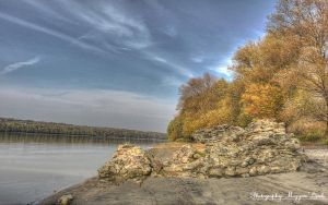 Hungarian landscapes.Danube-River. HDR. 3. by magyarilaszlo
