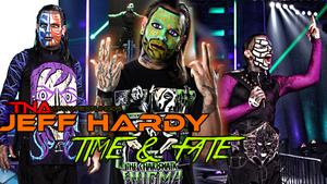Jeff Hardy Time and Fate Wallpaper by wfwwrestling05