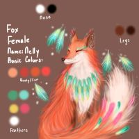 Design Contest: Fox by GladAnn