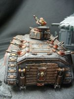 Inquisitorial chimera ((Rear)) by Solav