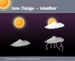 Weather Icon by kidcvs