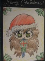 Card of Christmassness by LettuceParty