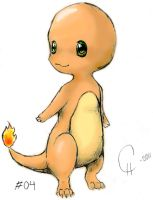 Charmander by durpface0