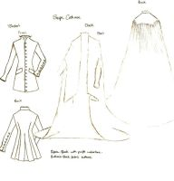 Snape Costume Design by LoveLydetective