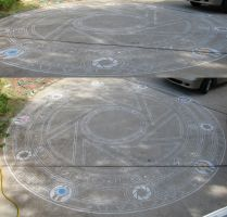Aperture Science Alchemy Circle by EuTytoAlba