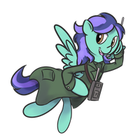 Klystron Star by Perrydotto