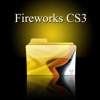 Adobe Fireworks CS3 Folder by morillon89