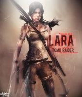 LaraCroft by Shams-GFX