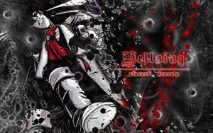 Hellsing: Alucard WP by Hallucination-Walker