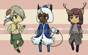adoptables 003 [closed] by hermt