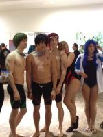 Free! cosplay by PerfectlyHappy