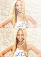 beyonce by colourPD