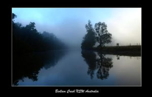 Bedlam Creek by FireflyPhotosAust