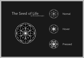 The Seed of Life_by N.V_#Start button by dev-moon