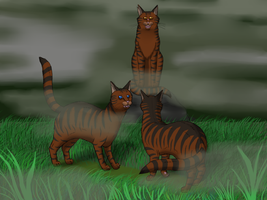 Tigerstar's lessons by Suomen-Ukonilma