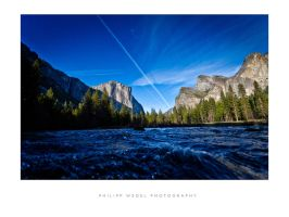 Valley View - Yosemite by Neorun