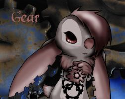 Experiment - Gear by MarticusProductions