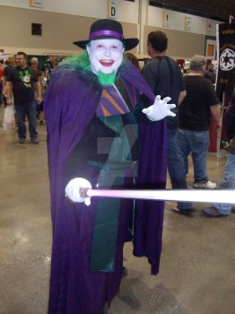 Sith Joker by MandalorianKnight