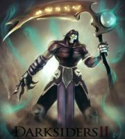 Darksiders II by RIDDICKa