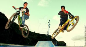 Jump x2 by Tiagoto