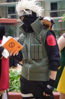 Kakashi by EriTesPhoto