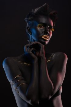 African Queen #1 by XaviRoStudio