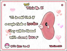 PokeTrivia No. 16 (Valentine's Day Special) by TrainerEM-Dustin
