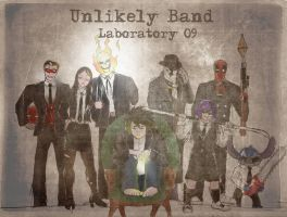 Unlikely band: Laboratory 09 by Omnipotrent