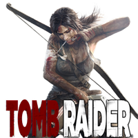 Tomb Raider Dock Icon by Rich246