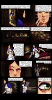 Alice commission comic- page 1 by omgsoldier