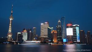 The Bund - All that ture Shanghai XXIV by longbow