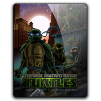 Tmnt - Out Of The Shadows V2 by dander2