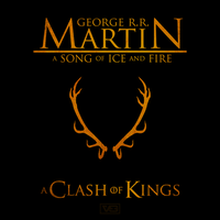 A Clash of Kings Cover by teews666