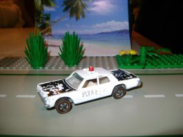 [1969] Custom Police Cruiser by HuskyDiecastPlanet