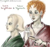 Combing GGxSS by FransyNoir
