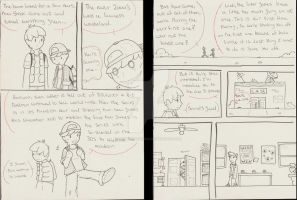 Pokemon: Primary Objective: pages 5-6 by CosmicMoondog
