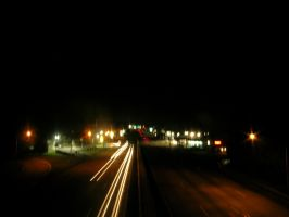 Rt 23 North -wayne- 12:30 am by OrganicGolem-Stock