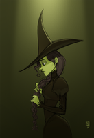 I am not that girl by CamaraSketch