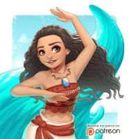 Moana by Norm27