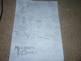 MCR Tribute ... Not really.... by ally81876