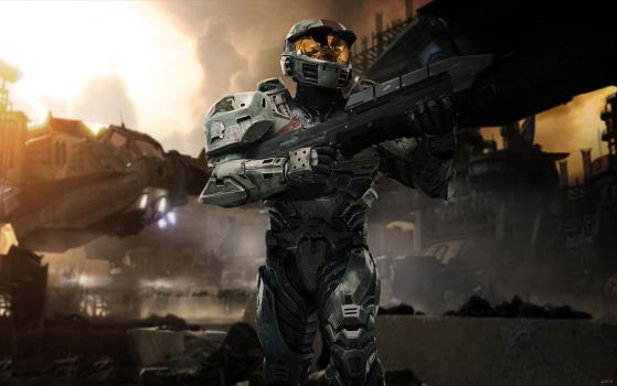 Halo Wars Wp 3 by igotgame1075