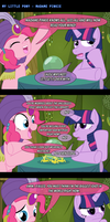 MLP: Madame Pinkie by AniRichie-Art