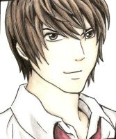 Yagami Light by 0viper0