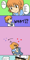 He stold my first kiss in elementry by Sailormoon003