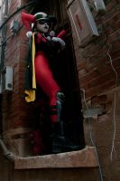 DCUO Harley Quinn - Breaking and Entering by Enasni-V