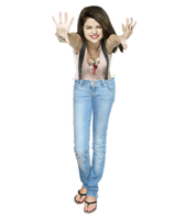 selena gomez jeans by Cloudartistmaster