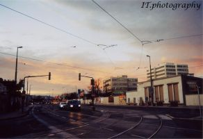 crossroad by ITphotography